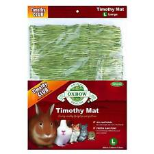 Oxbow TIMOTHY CLUB MAT Rabbit Guinea Pig Chinchilla