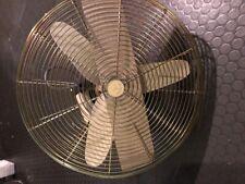 Maico Ventilator Wand-Deckenanbau Oszillierend Deckenfächer ECO 40D