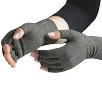 Arthritis Compression Joint Finger Pain Relief Gloves Hand Wrist Support Brace