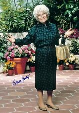 Estelle Getty 5x7 Signed Autograph RP [Mint]