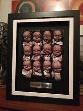 Extremely Rare! HR Giger Alien Giger Babies 3D Artwork Wall Plaque