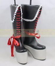 BLAZBLUE RACHEL ALUCARD cosplay Shoes Boots Custom Made