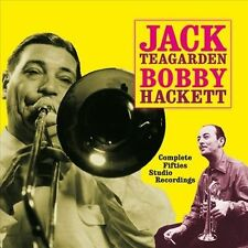 Complete Fifties Studio Recordings, Jack Teagarden & Bobby Hackett, , New Import