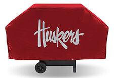 Nebraska Cornhuskers Vinyl Grill Cover [NEW] NCAA Vinyl Grilling Barbeque CDG