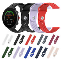 Sport Ersatz Armband Silicon Watch Band 22mm Gurtband For Polar Vantage M