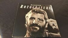 RINGO STARR Ringo's Rotogravure LP 1976 ATLANTIC The Beatles