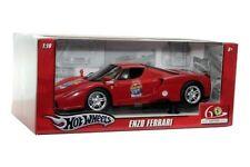 Hot Wheels 60th Anniversary FERRARI ENZO 2968 1:18 Red