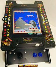 "G-208 Classic Arcade Cocktail Tisch Games Machine Jamma TV Video 15"" LCD Monitor"