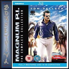 MAGNUM P.I. - THE COMPLETE COLLECTION FULLY RESTORED *BRAND NEW BLU-RAY BOXSET.9