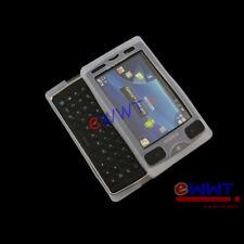 Weiß Silikon Schutzhülle Case für Sony Ericsson Xperia Mini Pro * SK17i ZVSF330