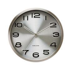 Karlsson Wall Clocks with 12 Hour Display