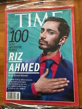 New Sealed TIME MAGAZINE 100 Most Influential People 2017 Riz Ahmed,Double Issue