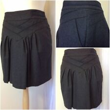 Business Patternless A-line NEXT Skirts for Women