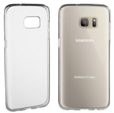 NEW Insignia Samsung Galaxy S7 Edge CLEAR Cell Phone Case Soft NS-MSGS