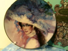 RHTF VTG 1990  AVON P.F.E ALBEE  FOUR SEASONS PLATE-SPRING--NEW IN BOX-FREE SHIP