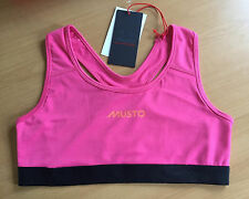 Womens Musto Evolution Bra Top Sports UK 10  Hot Pink New Vest
