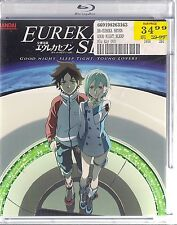 Eureka Seven: Good Night, Sleep Tight, Young Lovers (Blu-ray Disc, 2010)
