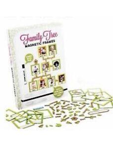 """""""Family Tree"""" Magnetic Frames"""