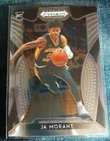 Ja Morant 2019 Panini Prizm - Rookie Card - RC Memphis Grizzlies - ROY? - Sharp!