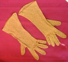 Vintage Women'S Gloves - Silk (?)
