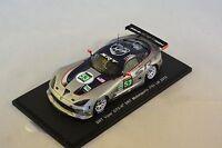 Spark S3766 - DODGE SRT Viper GTS-R SRT Mspts n°53 24ème Le Mans 2013  1/43