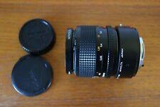 Minolta MD obiettivo macro 50mm f/3.5 e tubo di estensione 1:1