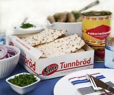 Gene Tunnbröd Swedish Crispbread for Fermented Herring Surstromming 330 gram