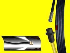 7,5m Rohrreinigungsschlauch Abflussreiniger Kanalratte für Kärcher