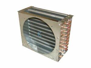 RTV Kondensator (ohne Lüfter) KT0860, 0,86 kW, 273x130x230 mm, empfohlener Lüfte