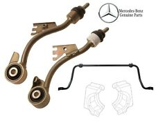 For Mercedes W211 E-class 4Matic Front Stabilizer Bar Link & Bracket Kit Genuine