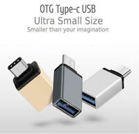 USB 3.1 Type C Male to USB 3.0 Female Converter USB-C Cable Adapter OTG CA SELL