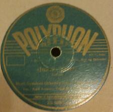 "Reesen Nicolet - Julens Toner Fantasi 12"" VG+ Polyphon ZS 60094 Vinyl Record"