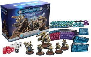 Warcaster Marcher Worlds Command Group Starter Set (metal) - Privateer Press