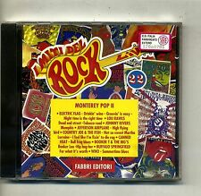I Miti del Rock n.22 # MONTEREY POP II # Fabbri 1993 # CD Rock