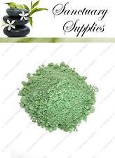 Matte Green Pigment Cosmetic Grade Loose Mineral Mica DIY Matt Eye Makeup 10g