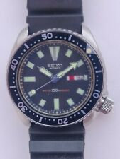 Seiko 6309-7290 Divers Watch and Z22 Strap