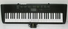 Casio CTK-1100 61-Key Electronic Keyboard w/ Original Power Adapter - Tested