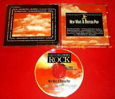 I Grandi Della Musica Rock NEW WAVE & BRITISH POP - CD -  USATO