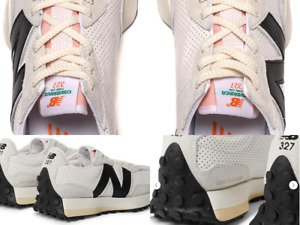 New Balance Casablanca 327 Idéaliste Suede-Trimmed Sneakers Shoes New 45