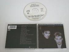 ORCHESTRALES MANOEUVRES EN THE DARK/OMD/THE BEST OF OMD(CDOMD 1) CD ALBUM