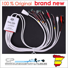 For iPhone 4, 4s, 5, 5s, 6, 6s, 6p, 7p 8 in1 professional test cable