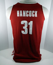 Alabama Crimson Tide Katie Hancock #31 Game Used Red Jersey