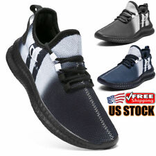Men's Athletic Running Casual Shoes Outdoor Jogging Sports Tennis Gym Sneakers