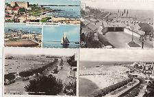 Lot de 4 cartes postales anciennes ARCACHON 7