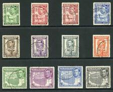 Somaliland SG93/104 1938 Set of 12 Very Fine used