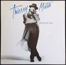Thierry Mutin LP Sketch Of Love - France