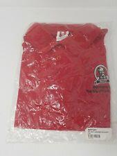 Official KFC Polo Size SM New Sealed Uniform Shirt Kentucky Fried Chicken
