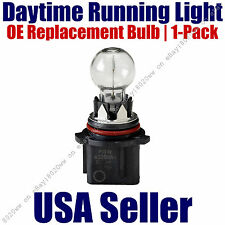 Daytime Running Light Bulb(1) OE Replacement Fits Listed Mitsubishi Nissan PS13W