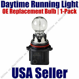 Daytime Running Light Bulb OE Replacement On 2011 Chevy/Chevrolet Camaro PS13W