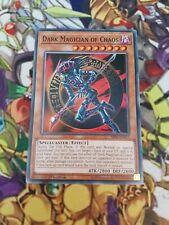 Carte Yu-Gi-Oh Magicien Sombre du Chaos SR08-EN015 ANGLAISE Commune